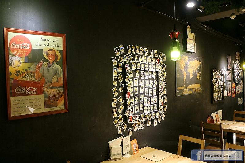 東區史丹貓美式餐廳漢堡12