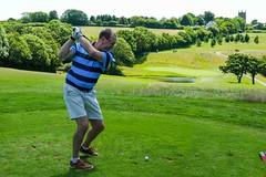 Peter Boast on the 10th Tee (Neville Wootton Photography) Tags: 2017golfseason captainsdaysmens golf golfsectionmens peterboast stmelliongolfclub teeshots saintmellion england unitedkingdom