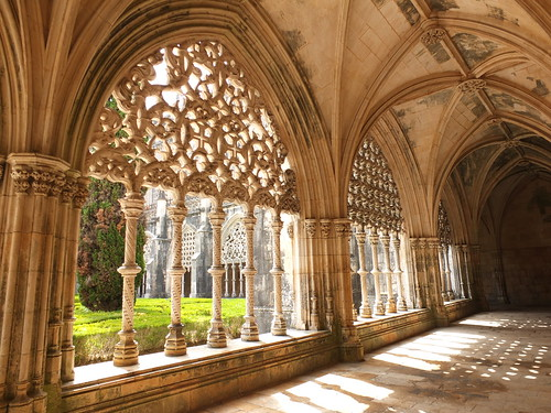 Monasterio de Santa Maria da Vitória - Claustro 8