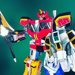 Mammoth Shield (WEBmikey) Tags: toys zyuranger powerrangers soulofchogokin bandai