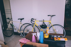 DSCF4199 (Liu A) Tags: fixedgear fixie fixedlife njs lookkg233p kg233p nitto tomonibike bikeaddition