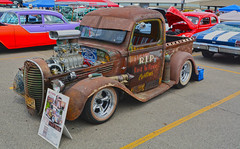 38' Ford (brutus61534) Tags: 38 ford truck classic hot rod engine 2017 ppg nationals car show columbus oh