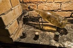 Michele Fini & d'Araprì (Sparkling Wines of Puglia) Tags: daraprì michelefini sansevero spumante bottiglia tappo