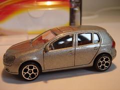 MAJORETTE VW GOLF MK5 NO4 1/64 (ambassador84 OVER 8 MILLION VIEWS. :-)) Tags: majorette vwgolfmk5 diecast