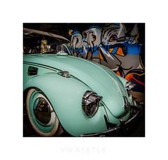 VW BEETLE (T E E J O O F O O T O O) Tags: vwbeetle theloodshof roosendaal graffiti cars