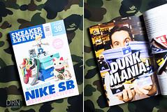 Signed Sneaker Freaker #38. (dunksrnice) Tags: 2017 wwwdunksrnicecom dunksrnicecom dunksrnice rolotanedojr rolotanedo rolo tanedo jr