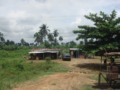 Along Owerri-Ahoada Road A2 - Rivers State 20170717-05 (Delondiny) Tags: a2 nigerdelta nigeria owerriahoadaroad riversstate