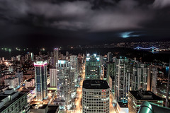 Vancouver BC, Canada (doublevision_photography) Tags: architecture architecturephotography bccanada canada city cityscape englishbay highrise northamerica portcity tourisimvancouver vancity vancouver vancouverbc vancouverbritishcolumbia vancouvercanada vancouverskyline westcoast citylights downtown downtownvancouver skyscrapper britishcolumbia ca