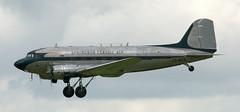 Douglas DC-3 ZS-NTE (707-348C) Tags: shannonairport shannon einn snn douglasdc3 propliner piston prop zsnte c47 dakota springbokclassicair historical classic dc3
