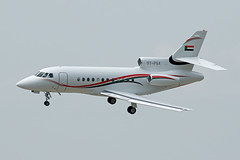 Sudan Government   Falcon 900   ST-PSA (Globespotter) Tags: parisle bourget sudan government falcon 900 stpsa first test flight after one year heavy check new paint