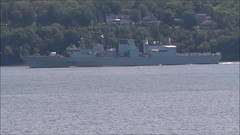 HMCS Toronto FFH333 (Jacques Trempe 2,800K hits - Merci-Thanks) Tags: stefoy quebec canada navire ship fleuve river stlaurent stlawrence hmcs toronto ffh333 warship guerre marine navy
