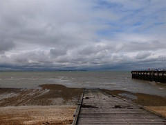 The End. The Crab and Winkle Way - archiving. (favmark1) Tags: 2017 365 365challenge day180 whitstable crabandwinkelway walk beach
