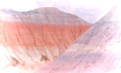 PAINT BY NUMBERS (Irene2727) Tags: arizona painteddesert landscape scape pano horizontal vertical nature panorama