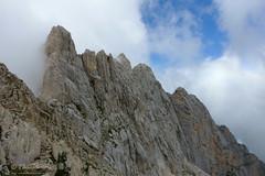Corno Piccolo, Fiamme di Pietra (EmozionInUnClick - l'Avventuriero's photos) Tags: cornopiccolo gransasso montagna