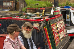 Black Country Living Museum (Kev Gregory (General)) Tags: day two sailing black country ring narrowboat buck from oxley wolverhampton birmingham city centre blackbuck the living museum formerly openair rebuilt historic buildings dudley west midlands england located conurbation former industrial land partly reclaimed railway goods yard disused lime kilns canal arm coal pits