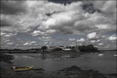 Île de Saint-Cado... (De l'autre côté du mirOir...) Tags: îledesaintcado ニコン ニッコール