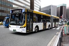 Nishitetsu 0105 (Howard_Pulling) Tags: fukuoka bus buses japan japanese howardpulling