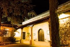 Iglesia de la Asunción de torrelodones (josegomez1970) Tags: nocturna noche asuncion spain españa madrid torrelodones