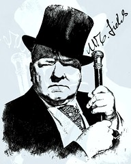 W.C. Fields (Bob Smerecki) Tags: smackman snapnpiks robert bob smerecki sports art digital artwork paintings illustrations graphics oils pastels pencil sketchings drawings virtual painter 6 watercolors smart photo editor colorization akvis sketch drawing concept designs gmx photopainter 28 draw hollywood walk fame high contrast images movie stars signatures autographs portraits people celebrities vintage today metamorphasis 002 abstract melting canvas baseball cards picture collage jixipix fauvism infrared photography colors
