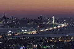 The Neighbors View (pixelmama) Tags: alamedacounty alpineterrace bayarea california oakland pixelmama rockridge sanfrancisco sunset upperrockridge baybridge theneighborsview thatothersfbridge