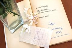 The Crack Up  -  F. Scott Fitzgerald (Micheo) Tags: americanliterature student estudiante cursodeverano veranode1979 fscottfitzgerald recuerdos memories crisis crackup libro book reading lectura literatura canterbury english inglaterra