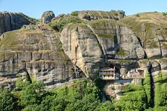 Ippapanti Solitude Monastery (Rodney Topor) Tags: greece meteora ippapanti monastery landscape fujifilmx100s