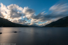 J13 - Loch Lomond Sunset (Darth Jipsu) Tags: loch nationalpark naturalpark highlands lomond sunset trossachs pier water argyll scotland lochlomond lochlomondandthetrossachsnationalpark luss cloud light royaumeuni gb