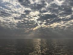 Cloudy sky (tomas.imenna) Tags: cloudy cloud nubes sky cielo rio river blue sunset amanecer agua water sun sol beautiful
