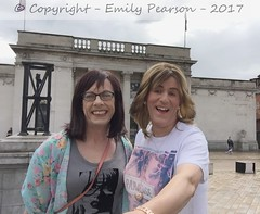 July 2017 - Hull - Sunday day out (Girly Emily) Tags: crossdresser cd tv tvchix tranny trans transvestite transsexual tgirl tgirls convincing feminine girly cute pretty sexy transgender boytogirl mtf maletofemale xdresser gurl glasses hull victoriasquare outdoor