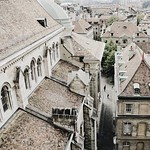 Rooftop views in Old Town Geneva, Switzerland thumbnail