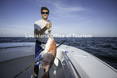 CocodrieCharterFishing (48) WM (Louisiana Tourism Photo Database) Tags: fishing gulf gulfofmexico southernunitedstates angler anglers boating catchingfish charterboat offshore oiandgasrigs outdoorsports outdoors redsnapper southlouisiana water cocodrie louisiana usa