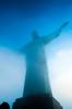 Cristo Redentor (Oliver Castelblanco Martínez) Tags: brasil beach brazil corcovado cristo cristoredentor playa praia riodejaneiro samba ríodejaneiro estadoderíodejaneiro br