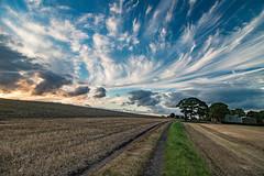 Storm Ahead (ianbonnell) Tags: cloudscape billinge landscape sthelens wigan merseyside lancashire