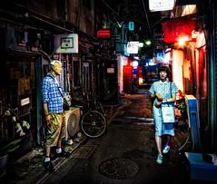 Golden Gai (Stuck in Customs) Tags: japan stuckincustomscom tokyo treyratcliff rcmemories golden gai hdr hdrtutorial hdrphotography night street portrait backstreets bar pub hasselblad x1d