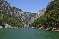 Green Canyon of Manavgat (Alexander Annenkov) Tags: green canyon park wild nature mountains river dam turkey manavgat side journey