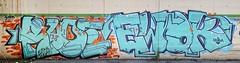 - (txmx 2) Tags: malaga graffiti spain espana rude ewok