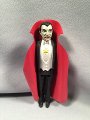 Remco Mini Monster - Dracula (toyfun4u) Tags: remco mini monster dracula