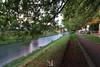Tronco Maestro poco dopo Ponte San Giovanni delle Navi, Padova (Davide Anselmi) Tags: acqua canale cascatella padova paleocapa rivierapaleocapa troncomaestro davideanselmi 2017
