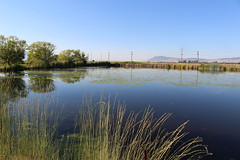 Landscape (Couch&Canvas) Tags: nature moutains lake hot spring waterways sky reflection plants grasslands desert farm