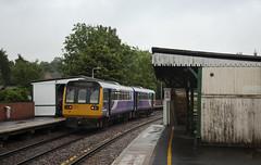 142051 Gainsborough Lea Road 11/07/2017 (Flash_3939) Tags: 142051 class142 pacer dmu dieselmultipleunit northern gainsboroughlearoad gbl station 2p81 fone rail railway train uk july 2017