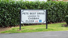 WD C 08 Pete Best Drive, Sandforth Road (Alan Maycock) Tags: liverpool westderby sandforthroad thebeatles petebest thecasbah