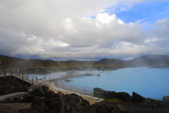 Myvatn Nature Baths (magalicja) Tags: myvatn naturebaths lagoon iceland naturalspa warmsprings nature baths