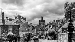 Edinburgh Streets. (Explored)