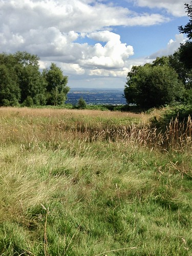 Shropshire plain