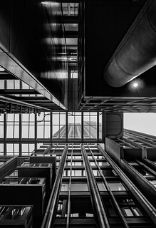 Maze Of Reality - London City Life by Simon Hadleigh-Sparks