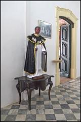 le plus noir des saints (wilphid) Tags: pelourinho salvador bahia brésil brasil église artsacré catholicisme sculpture mobilier