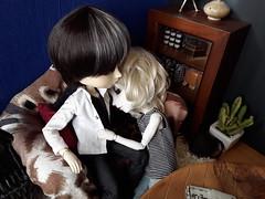 Jack y Liam Horner (Liam y la mamasan) (Lunalila1) Tags: doll groove junplaning taeyang arion nosferatu jack liam horner handmade outfit kuro track viii mamasan liamylamamasan