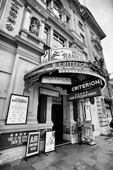 Criterion Theatre (MKHardyPhotography) Tags: thecriteriontheatre westend piccadillycircus cityofwestminster london mkhardy