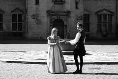 meet Ophelia and Hamlet (alesolofoto) Tags: denmark danimarca helsingor hamlet ophelia shakespeare kronborgcastle castello kronborgslot love amore tragedia castle slot