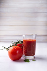 Tomato juice in glass (lyule4ik) Tags: juice tomato drink food healthy vegetarian juicy glass red cooking fresh gastronomy ingredient meal natural nutrition organic plant raw ripe vitamin agriculture beverage board canvas cuisine delicious domestic fruit gardening herb kitchen liquid nectar nobody rustic surface table tablecloth tableware tasty textile texture tomatojuice towel utensil vegetable vintage weathered